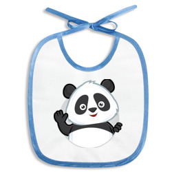 Привет, я панда