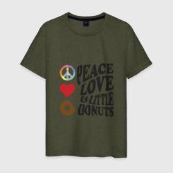 Мир, любовь и маленький пончик