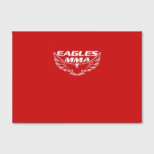 Холст прямоугольный  Фото 02, Eagles mma