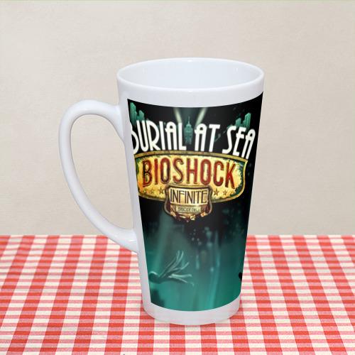 Кружка Латте  Фото 04, Bioshok