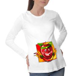 Яблоко каратист