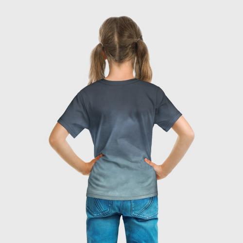 Детская футболка 3D Танк Фото 01