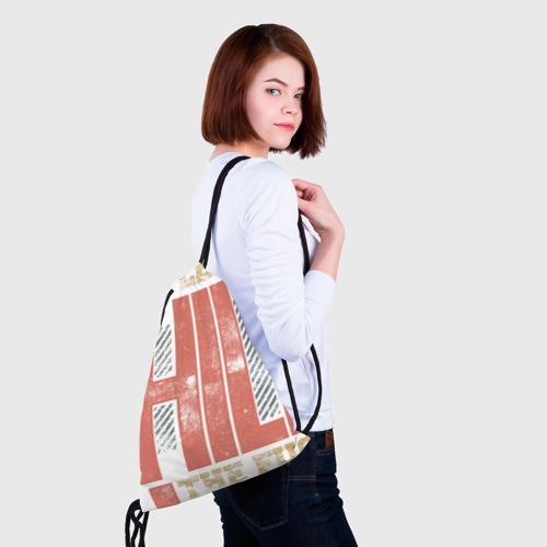 Рюкзак-мешок 3D  Фото 02, Успокойся