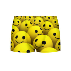Счастливые смайлики