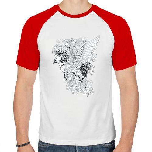 Мужская футболка реглан  Фото 01, Валькирия