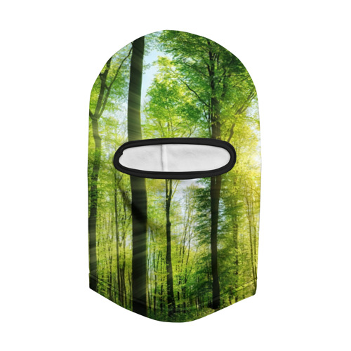 Балаклава 3D  Фото 02, Солнечный лес