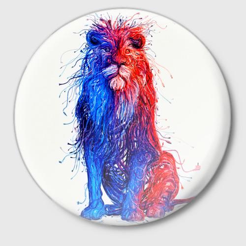 Значок  Фото 01, Lion