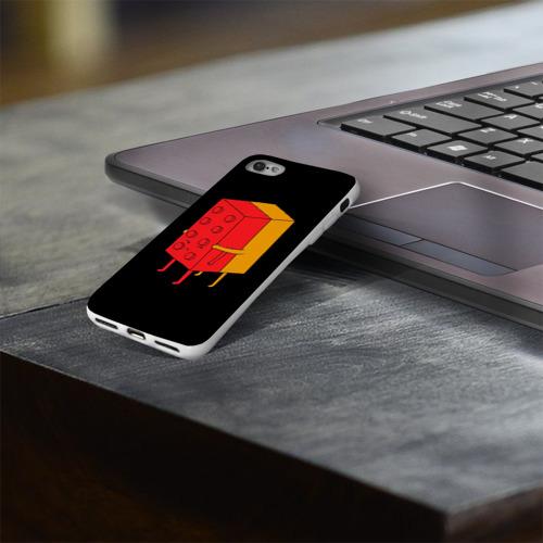 Чехол для Apple iPhone 8 силиконовый глянцевый  Фото 03, I'll never let go