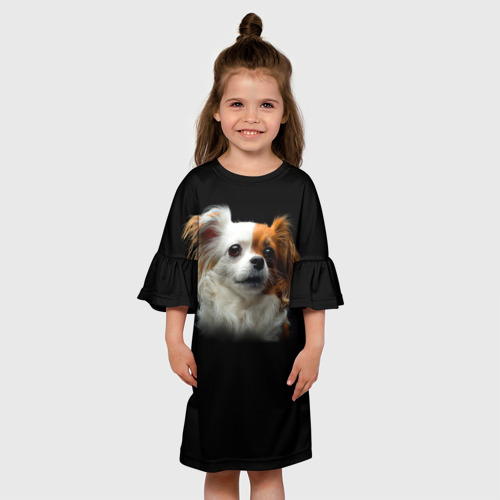 Детское платье 3D  Фото 01, Papillon