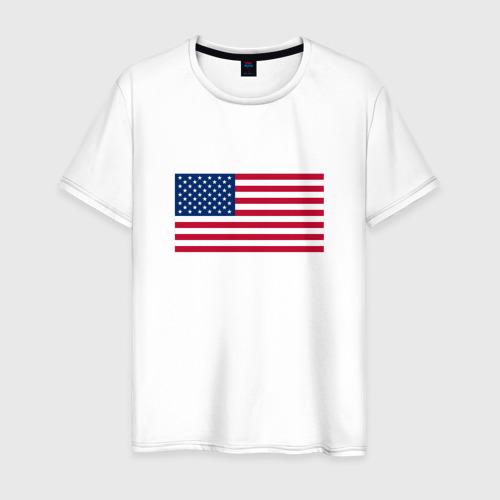 Мужская футболка хлопок сша