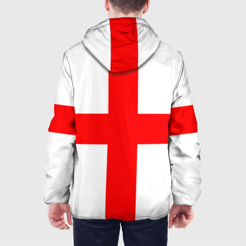 Мужская куртка 3D  Фото 05, Manchester united