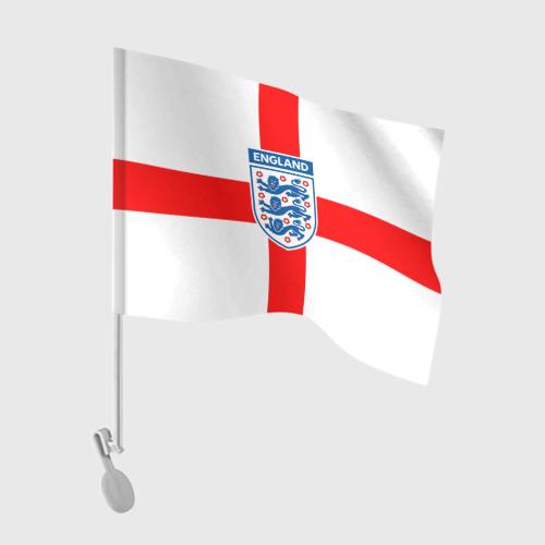 Флаг для автомобиля Сборная Англии