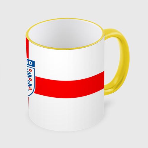 Кружка с полной запечаткой Сборная Англии