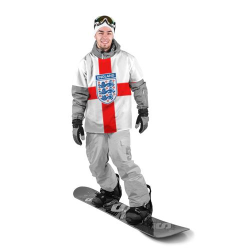 Накидка на куртку 3D  Фото 03, Сборная Англии