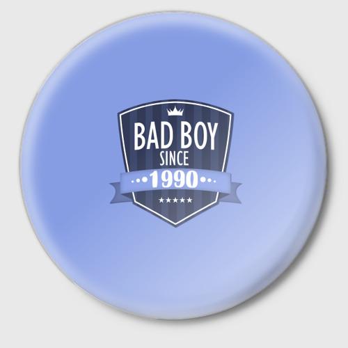 Плохой мальчик с 1990