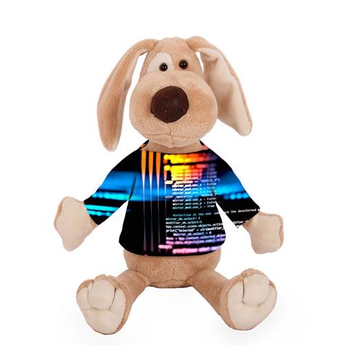 Собачка в футболке  Фото 01, Programming