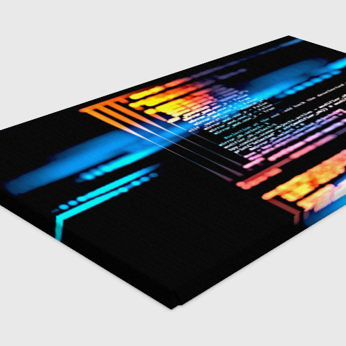 Холст прямоугольный  Фото 04, Programming