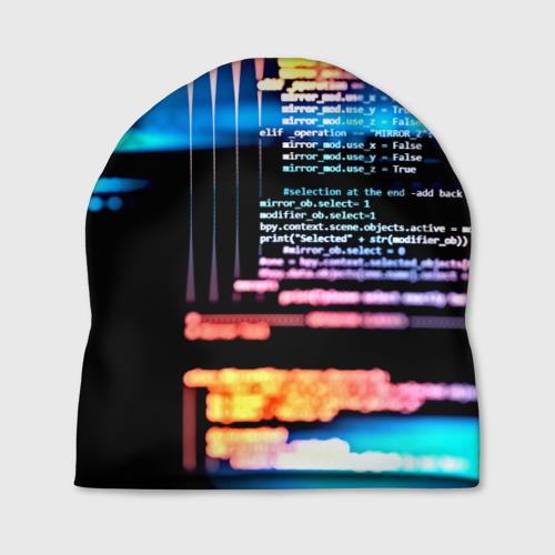 Шапка 3D  Фото 01, Programming