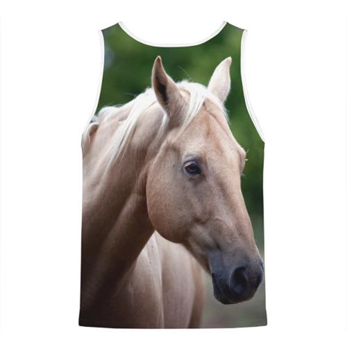 Мужская майка 3D  Фото 02, Лошадь