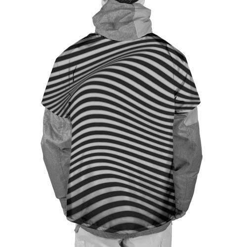 Накидка на куртку 3D  Фото 02, Оптический узор