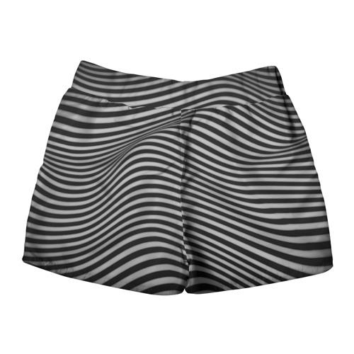 Женские шорты 3D  Фото 02, Оптический узор