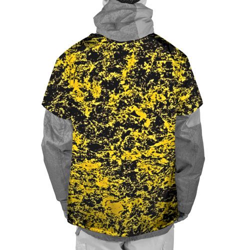 Накидка на куртку 3D  Фото 02, Текстура красок