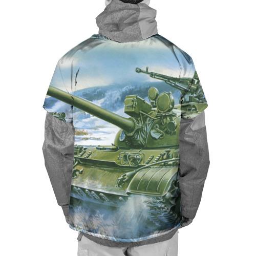 Накидка на куртку 3D  Фото 02, Наступления