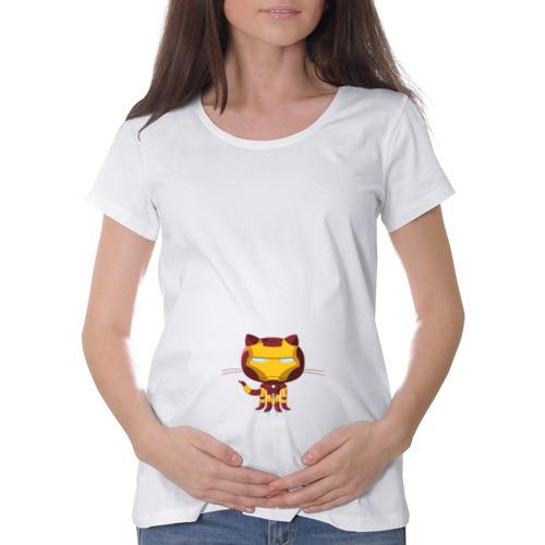 Футболка для беременных хлопок  Фото 01, ironcat
