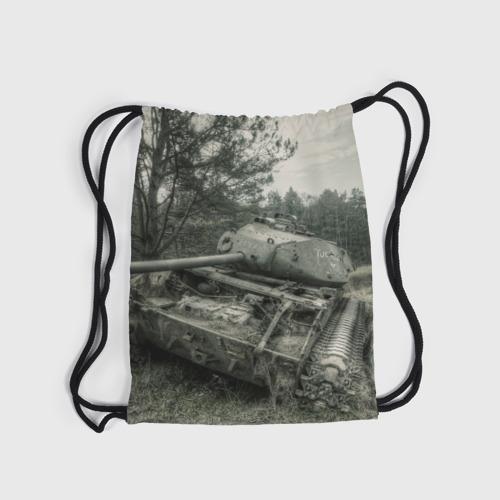 Рюкзак-мешок 3D  Фото 04, Тигр