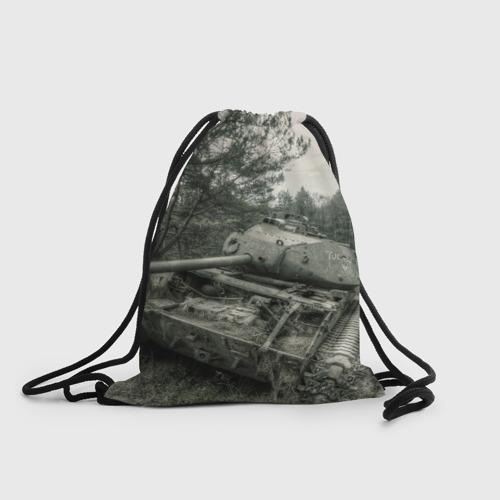 Рюкзак-мешок 3D  Фото 01, Тигр