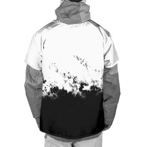 Накидка на куртку 3D  Фото 02, Краска и ничего прочего!
