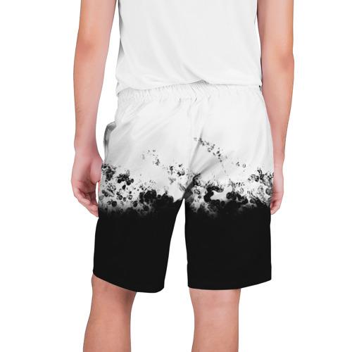 Мужские шорты 3D  Фото 02, Краска и ничего прочего!