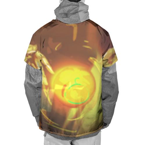 Накидка на куртку 3D  Фото 02, Overwatch