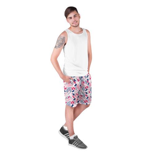 Мужские шорты 3D  Фото 03, Эскимо