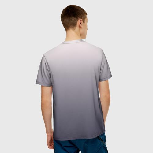 Мужская футболка 3D  Фото 02, Проверка зрения