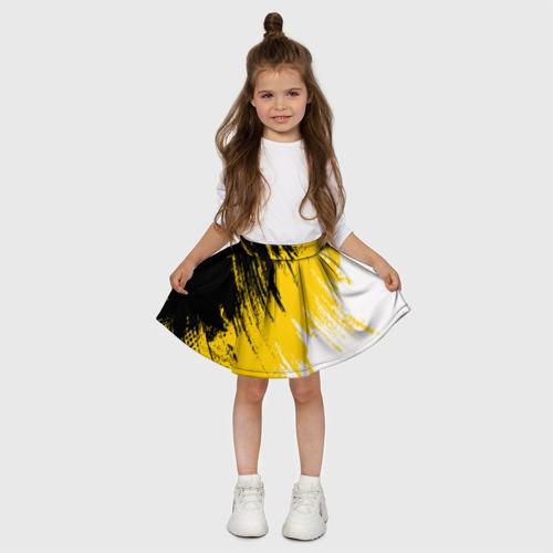 Детская юбка-солнце 3D  Фото 03, Имперский флаг России
