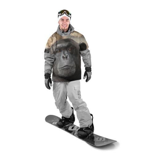 Накидка на куртку 3D  Фото 03, Обезьяна