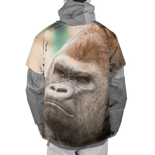 Накидка на куртку 3D  Фото 02, Обезьяна