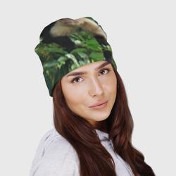 Обезьянка в джунглях