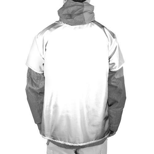 Накидка на куртку 3D  Фото 02, Геральт из Ривии
