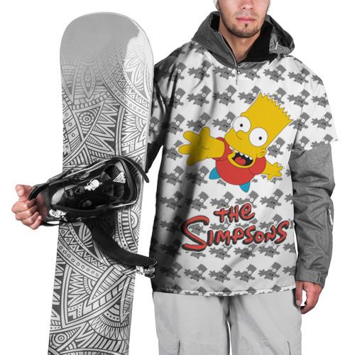 Накидка на куртку 3D  Фото 01, Bart