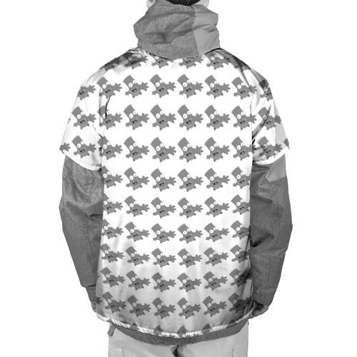 Накидка на куртку 3D  Фото 02, Bart
