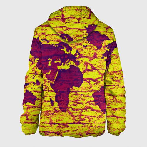 Мужская куртка 3D  Фото 02, Земля