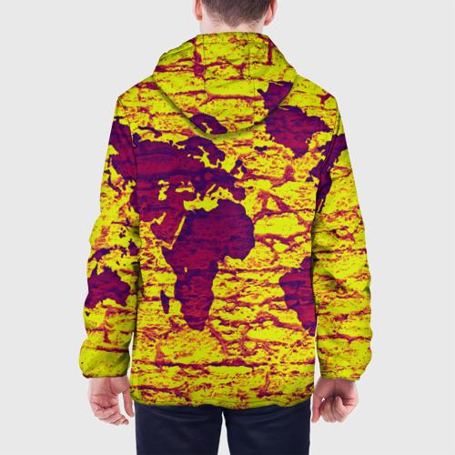 Мужская куртка 3D  Фото 05, Земля
