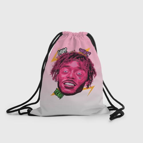 Рюкзак-мешок 3D  Фото 01, Lil Uzi Vert