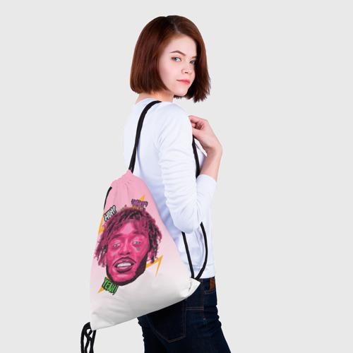 Рюкзак-мешок 3D  Фото 02, Lil Uzi Vert