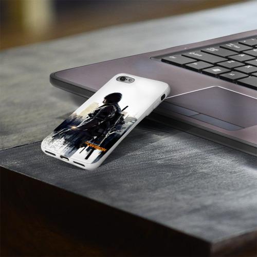 Чехол для Apple iPhone 8 силиконовый глянцевый  Фото 03, The Division