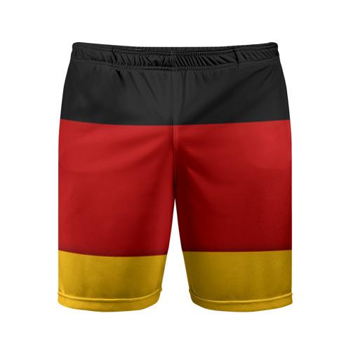 Мужские шорты 3D спортивные Германия