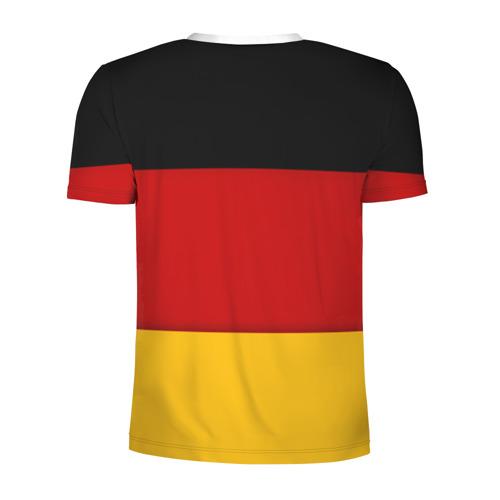 Мужская футболка 3D спортивная  Фото 02, Германия