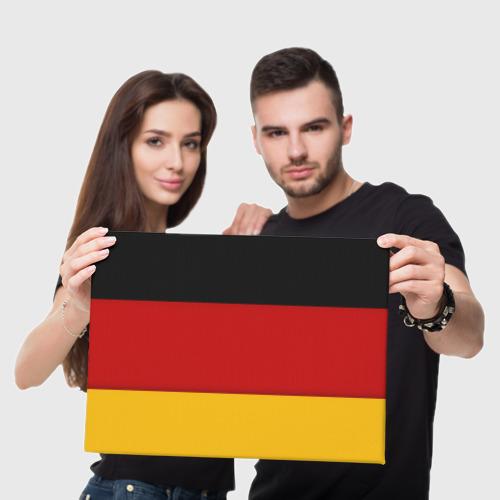 Холст прямоугольный Германия